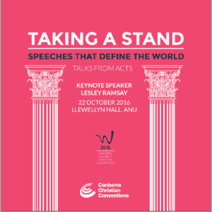 Taking a Stand: Speeches that defined the world
